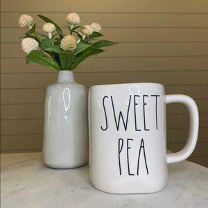 Rae Dunn    Sweet Pea Mug